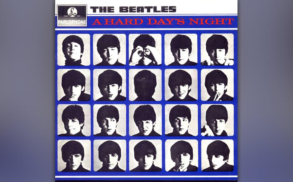 """95. """"Any Time At All"""" Autor: Lennon, Aufgenommen: 2. Juni 1964, Veröffentlicht: 6. Juli 1964, nicht als Single veröffen"""