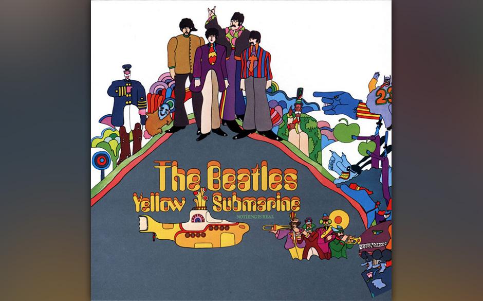 """81. """"Hey Bulldog"""" Autor: Lennon, Aufgenommen: 11. Februar 1968, Veröffentlicht: 21. Januar 1969, nicht als Single veröf"""