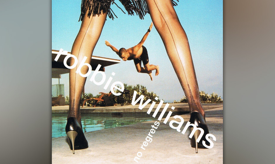 'No Regrets' von 'I've Been Expecting You' (1998): 'I didn't lose my mind/ It was mine to give away', singt Williams - und wi