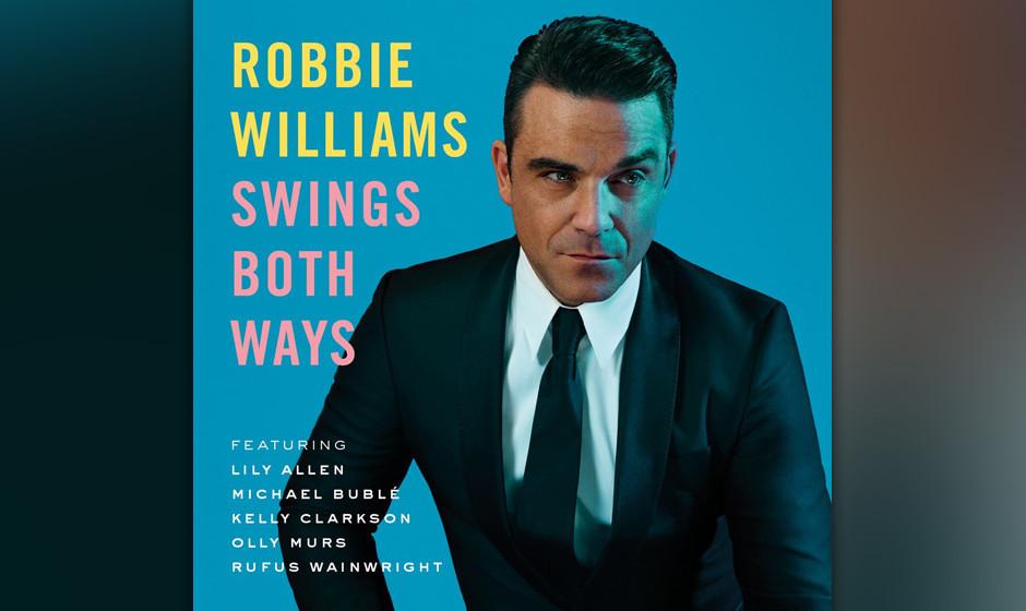 'Swings Both Ways' mit Rufus Wainwright von 'Swings Both Ways' (2013): Auf seinem zweiten Swing-Album gibt es mehr eigene Son