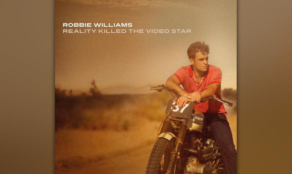 'Blasphemy' von 'Reality Killed The Video Star' (2009): Robbie dreht sich nur noch um sich selbst und findet keine guten Co-S