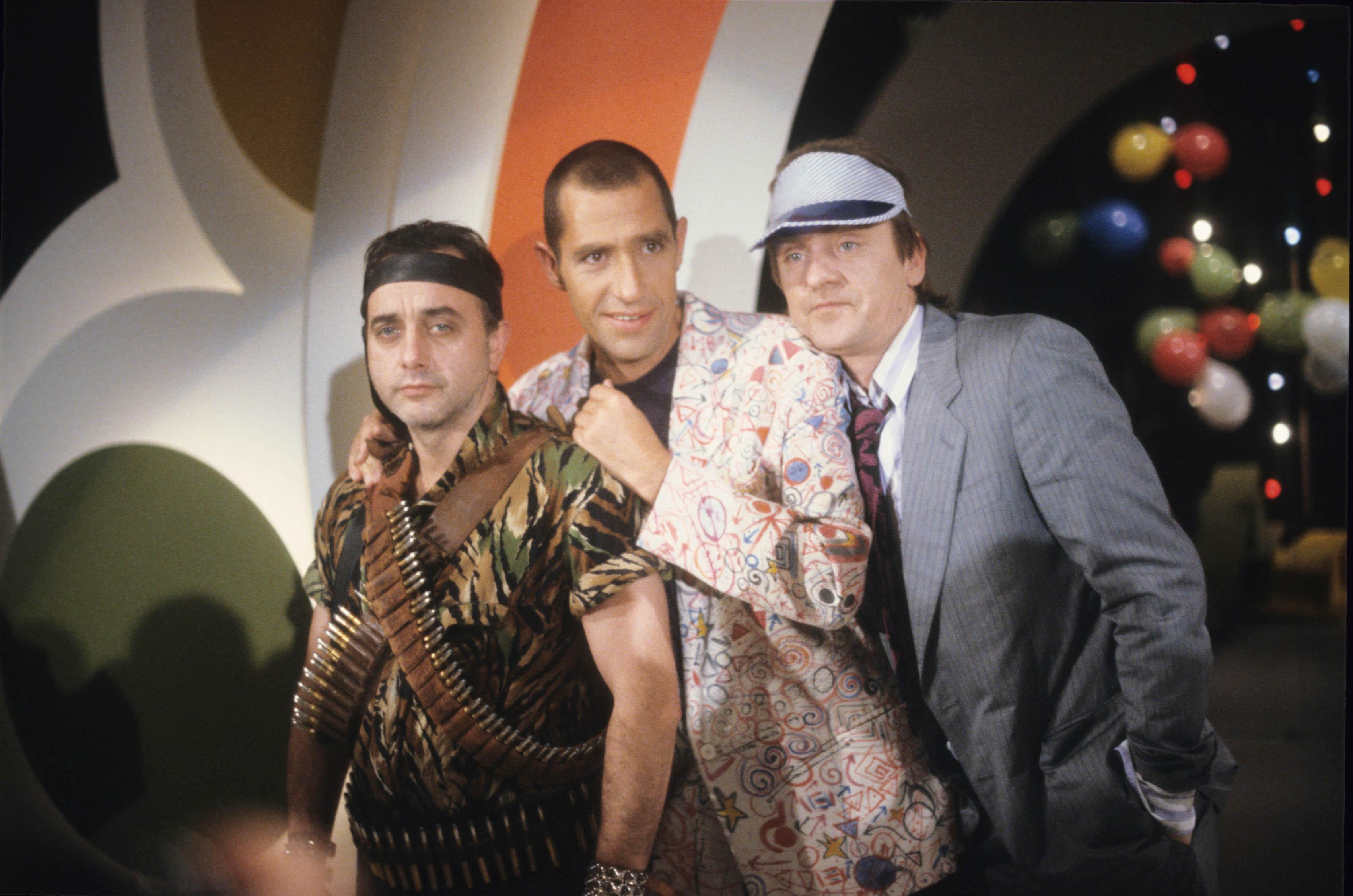 Trio - die NDW-Band in den 80er Jahren
