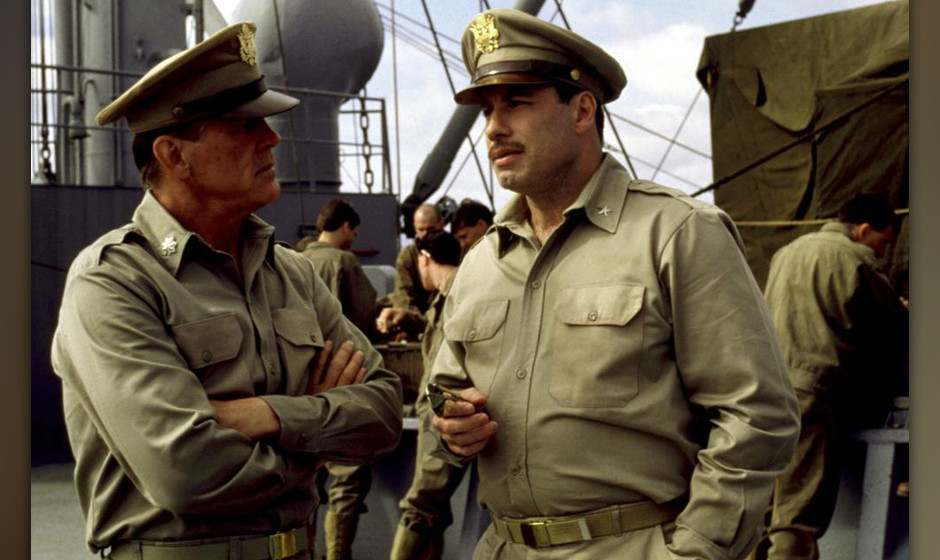 THIN RED LINE, THE, Nick Nolte, John Travolta, 1998'TM and Copyright (c) 20th Century Fox Film Corp. All rights reserved.'