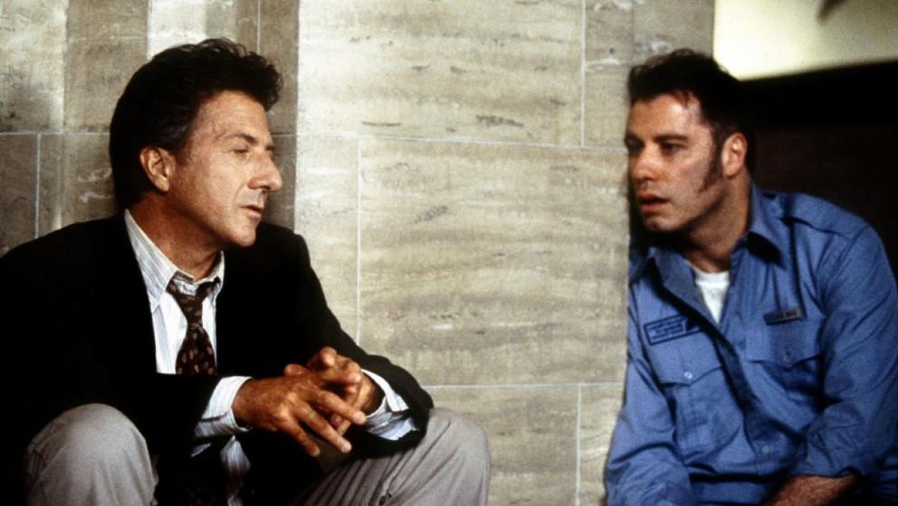 7. Mad City (1997). Costa-Gavras! Medienkritik! Polit-Thriller! Etwas überladen kommt dieses Lehrstück über einen Reporter
