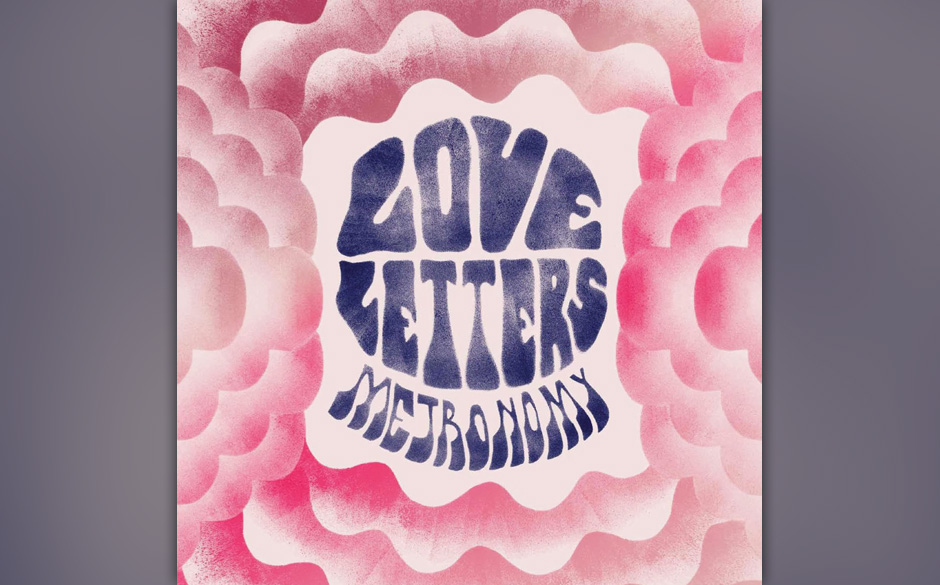 Metronomy - 'Love Letters'.