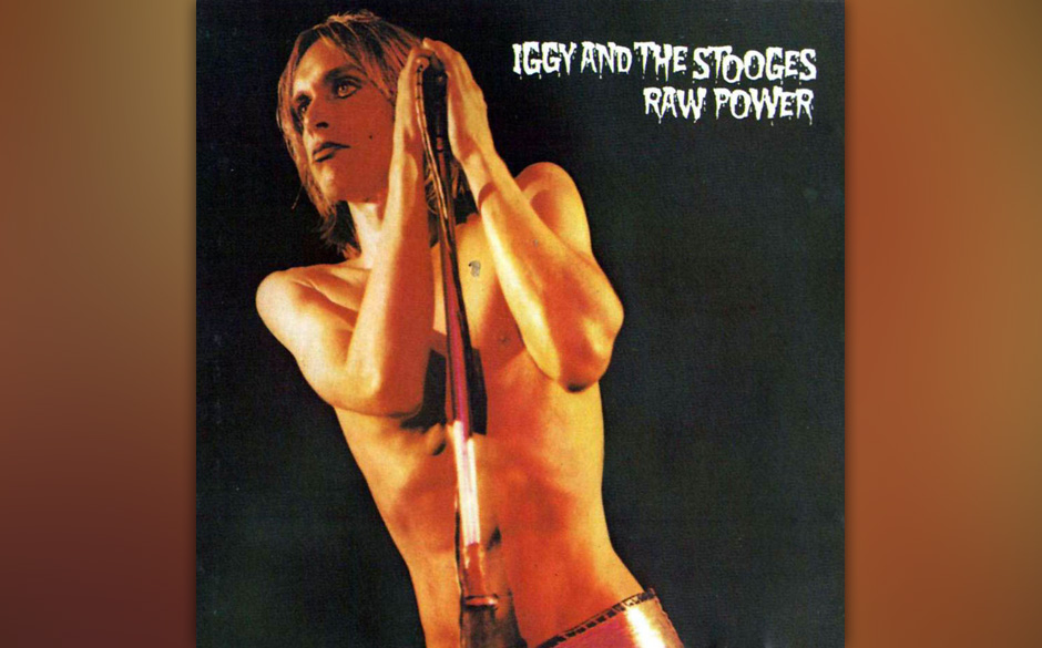 1. Iggy and the Stooges: Raw Power