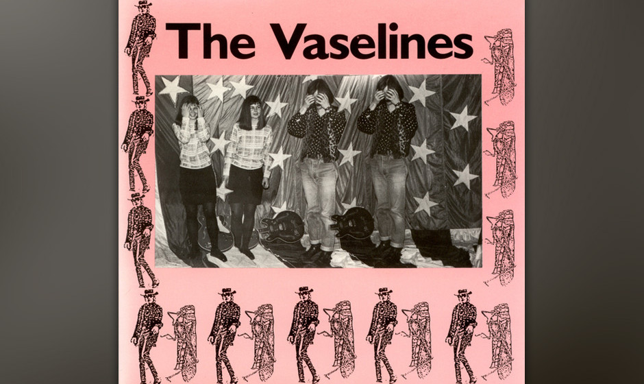 4. The Vaselines: Pink EP