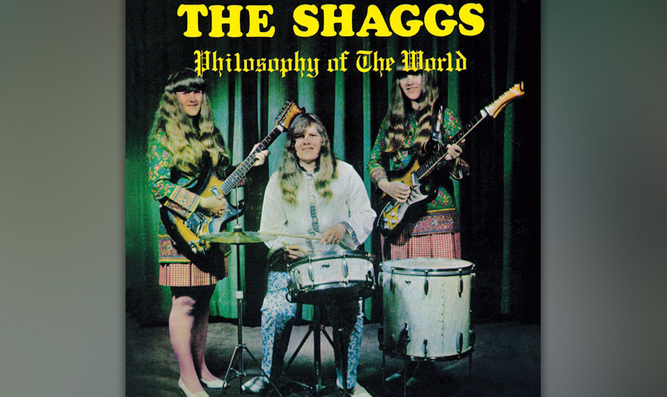 5. The Shaggs: Philosophy Of The World