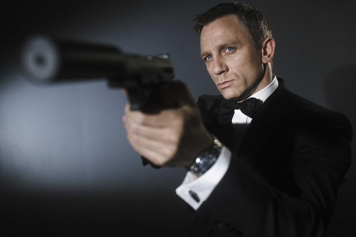 James Bond 24: Dreharbeiten beginnen im Oktober