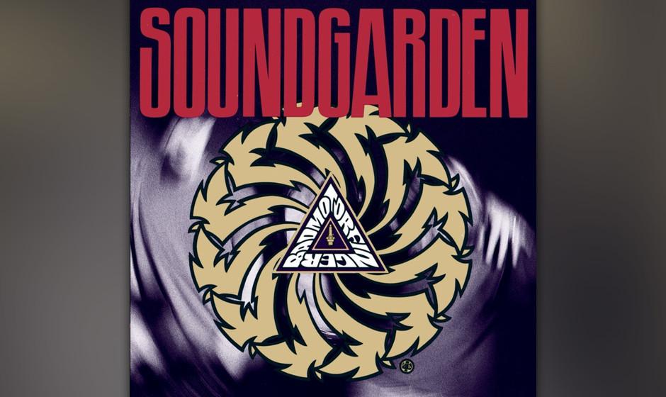 "78. Soundgarden: 'Badmotorfinger' (1991) ""Badmotorfinger"" ist die animalischte, dunkelste Platte von Soundgarden: Chris C"