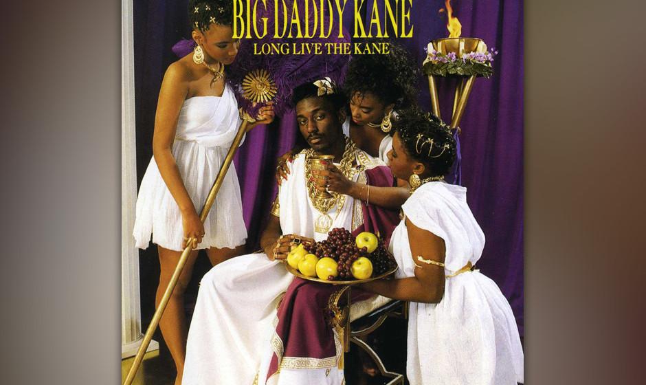 25. Big Daddy Kane -  'Ain't No Half Steppin'' ('Long Live the Kane', 1988). Als Jay-Z das neue Barclays Center mit einer R