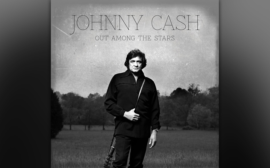 Johnny Cash - 'Out Among The Stars'. 'Out Among The Stars' heißt das verschollene Album der Country-Legende Johnny Cash. Aus