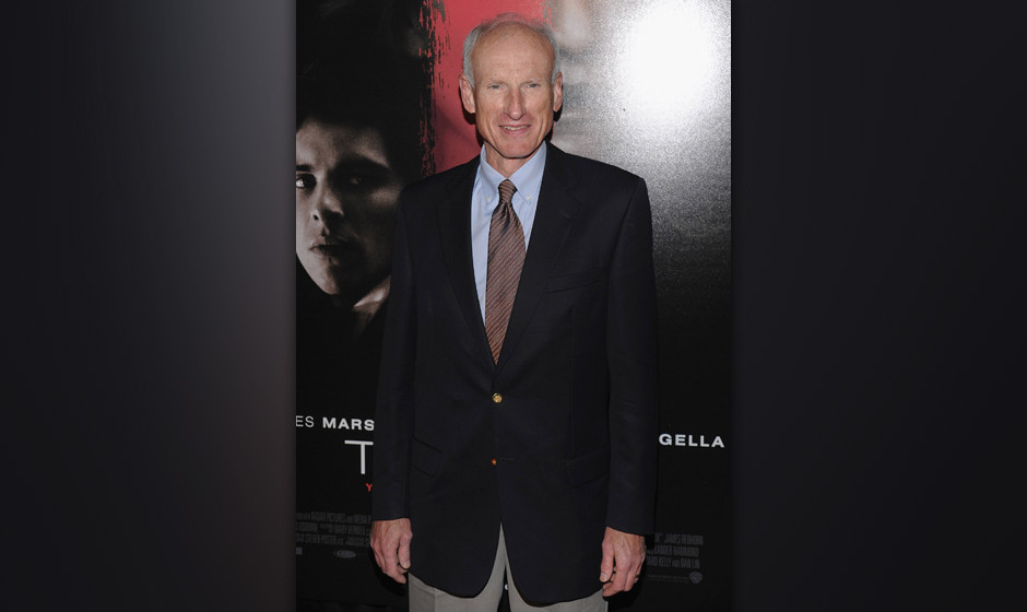 NEW YORK - NOVEMBER 04:  James Rebhorn attends 'The Box' New York premiere at the AMC Lincoln Square on November 4, 2009 in N