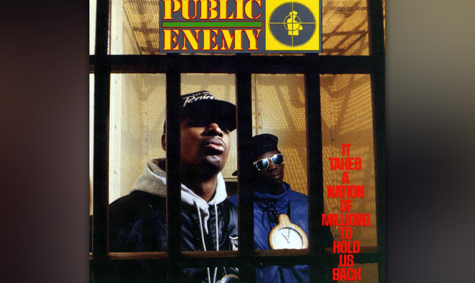 14. Public Enemy, 'Rebel Without a Pause' ('Takes a Nation of Millions to Hold Us Back', 1988). Beginnend mit einem Jesse-Jac