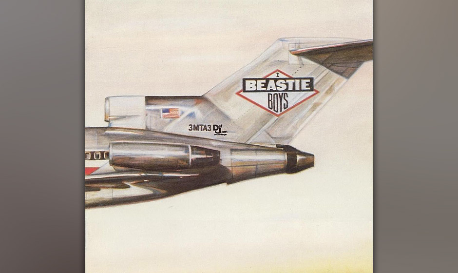 19. Beastie Boys - 'Paul Revere' (Licensed to Ill', 1986). Michael 'Mike D' Diamond erinnert sich als Adam 'MCA' Yauch den ma