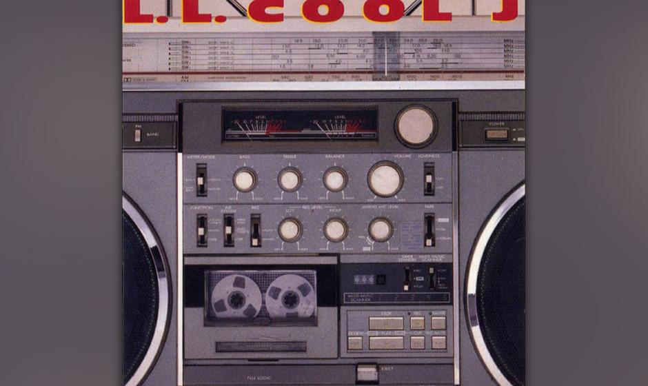 """21. LL Cool J, 'Rock the Bells' ('Radio', 1985). Auf einem Hardrock-Riff von AC/DS 1983er """"Flick the Switch"""" aufbauend (a"""