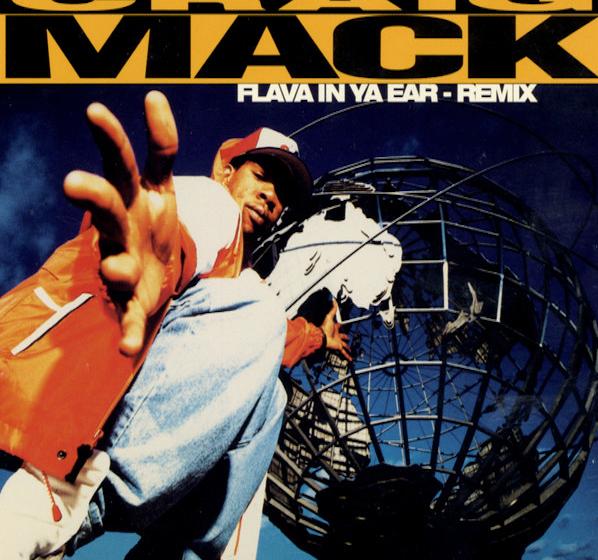 27. Craig Mack - Rampage, the Notorious B.I.G., LL Cool J, Busta Rhymes, 'Flava in Ya Ear (Remix)' (1994) Craig Mack ist in V
