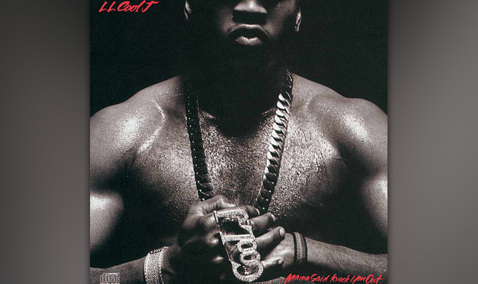"""29. LL Cool J - 'Mama Said Knock You Out' ('Mama Said Knock You Out', 1990) Mit """"Don't call it a comeback!"""" beginnt das"""