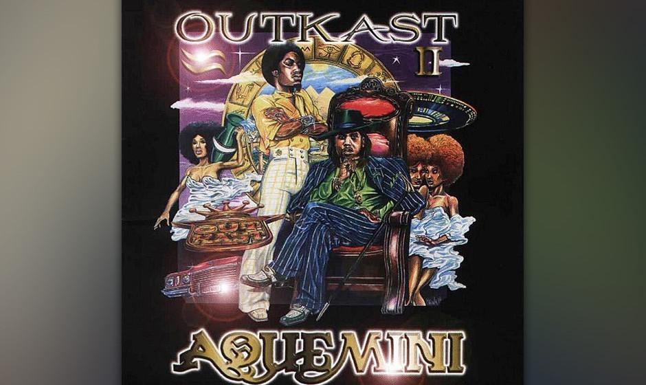 36. Outkast - 'Rosa Parks' ('Aquemini', 1998) Der Song, wegen dem sich jeder in Outkast verliebte, war ein trügerisch tiefer