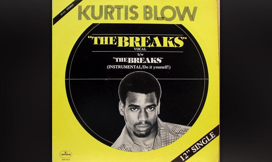 40. Kurtis Blow - 'The Breaks (1980) Der erste Rap-Hit auf einem Major-Label, der bis auf Platz 87 stieg, war ein schlichter
