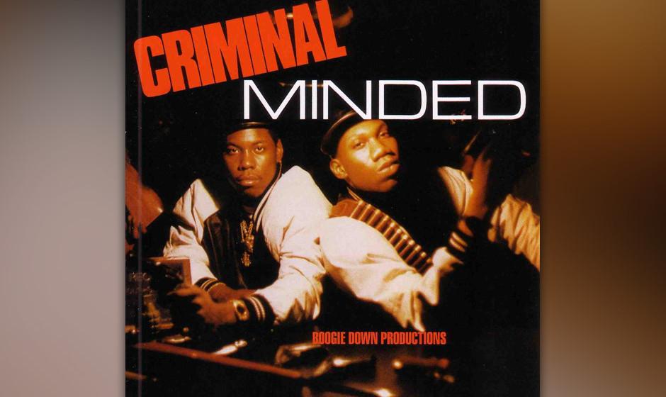 42. Boogie Down Productions - 'South Bronx' ('Criminal Minded', 1987) Kris 'KRS-One' Parker von Boogie Down Productions w
