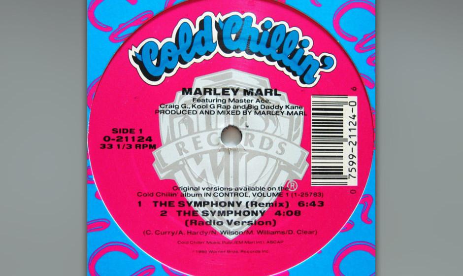 48. Marley Marl - 'The Symphony' ('In Control, Volume 1', 1988) Zauber-Produzent Marley Marl erschuf einen Beat für die Ewig