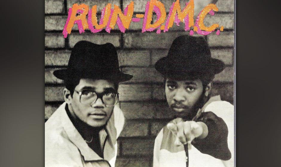4. Run-DMC, 'Sucker M.C.'s' ('Run-D.M.C.', 1983). Am Anfang war HipHop Club-Musik, ein Nebenzweig von Disco. Nach 'Sucker M.C