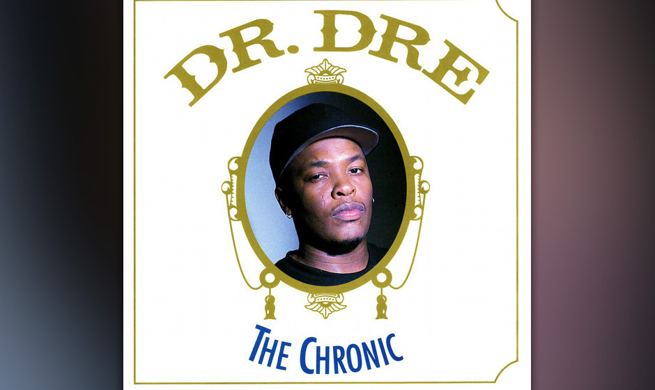 6. Dr. Dre feat. Snoop Doggy Dogg, 'Nuthin' But a 'G' Thang' ('The Chronic', 1991). Mit 'Nuthing But A 'G' Thang', das