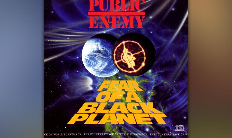 7.  Public Enemy, 'Fight the Power' ('Fear of a Black Planet', 1990). Der Co-Produzent von Public Enemy, Hank Shocklee sagte,