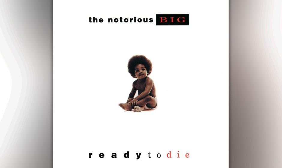 8. Notorious B.I.G., 'Juicy' ('Ready to Die', 1994). Der größte Rapper, de je gelebt hat, auf seinem absoluten Höhepunkt.