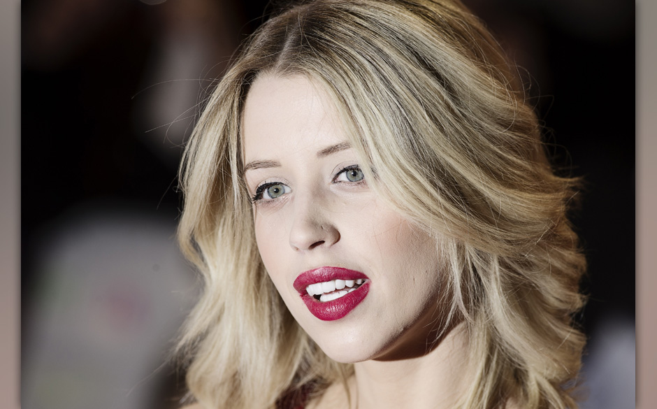 April 7, 2014 - File - TV presenter, writer, socialite and model PEACHES GELDOF, second daughter of musician Bob Geldof and P