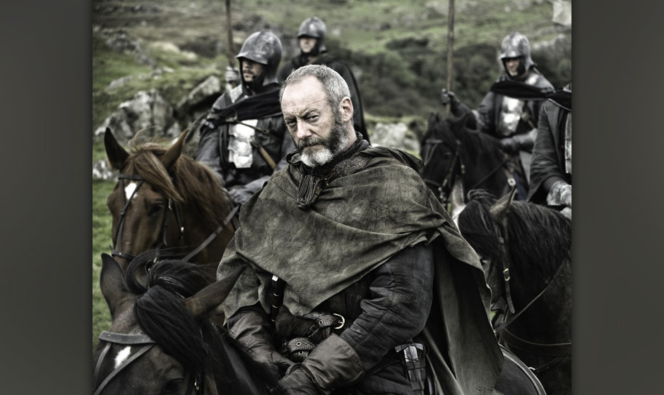20. Davos Seaworth. Einer der aufrichtigsten Menschen von Westeros –und dass, obwohl sein König Stannis Davos' eigenen S