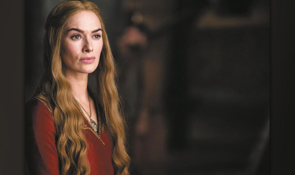 6. Cersei Lannister. In einer Machtwelt der Männer erkämpft sie sich eine der höchsten Positionen. Was nicht heißt, dass