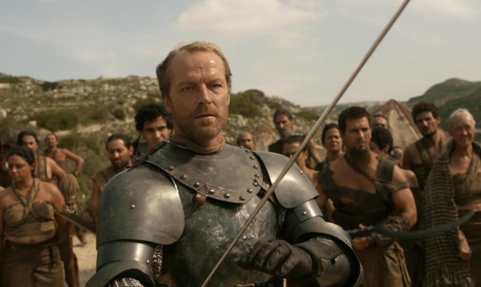 19. Jorah Mormont. Eine seltsame, traurige Ausnahmefigur, unglücklich verliebt. Erfinder des populären Namens 'Khaleesi'.