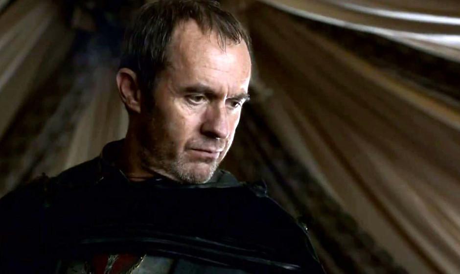 30. Stannis Baratheon. Der nicht gewollte König von Westeros. Schauspieler Stephen Dillane verkörpert das verzweifelte Stre