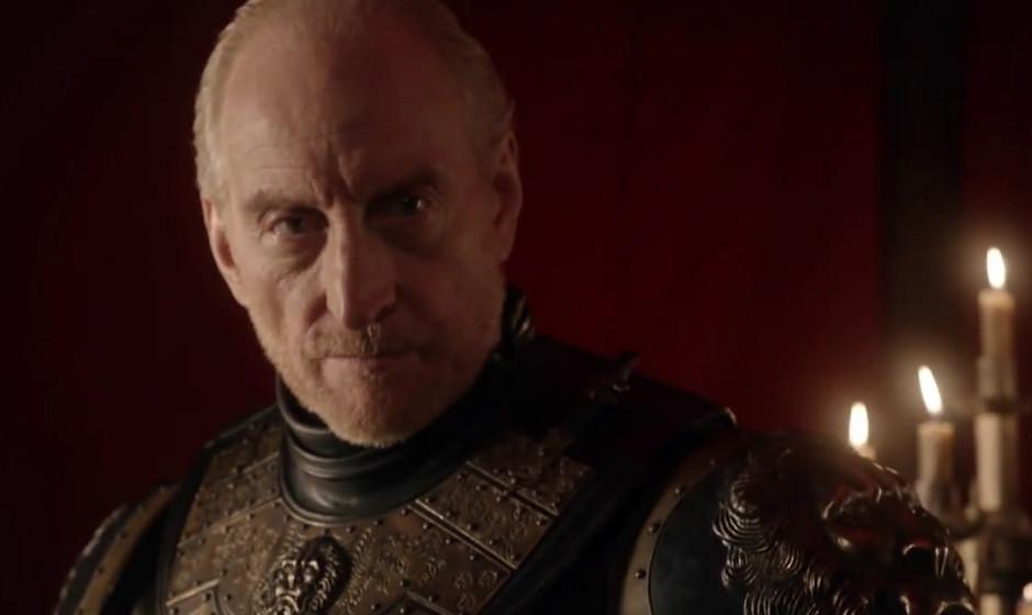 9. Tywin Lannister. Der kaltherzige, dunkle Vater des Lannister-Clans.