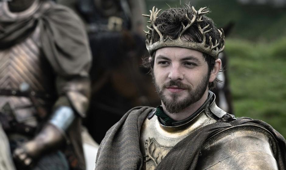 23. Renly Baratheon. Arroganz und Unerfahrenheit zeichnen Renly aus, aber als König wäre er die beste Wahl gewesen.