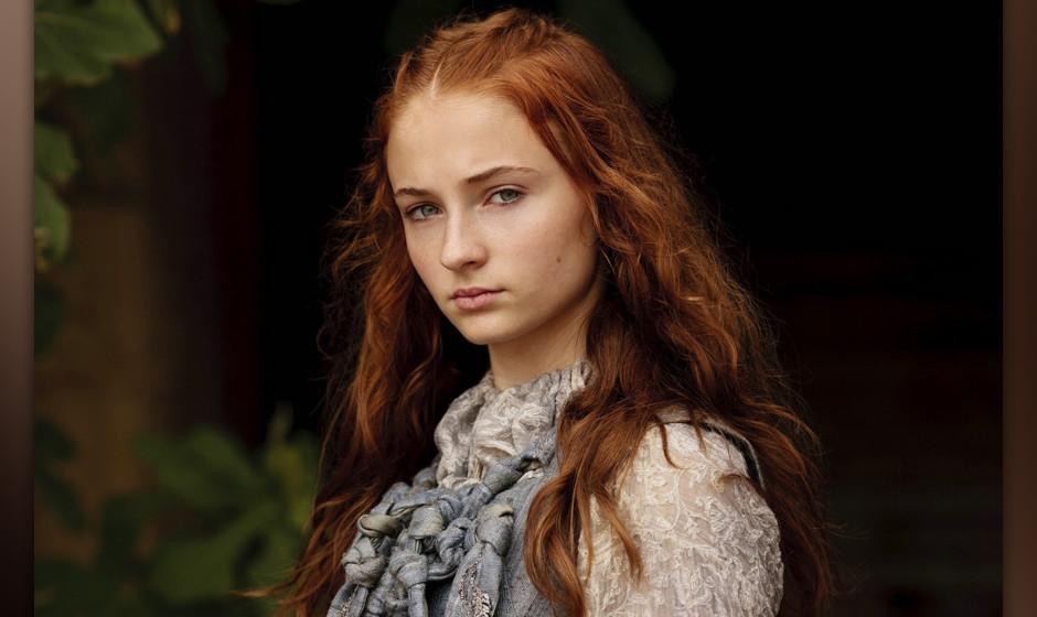 4. Sansa Stark. Was sie erlebt hat, würde jeder Disney-Prinzessin Alpträume bescheren. Alle ihre Wünsche wurden zerstört,