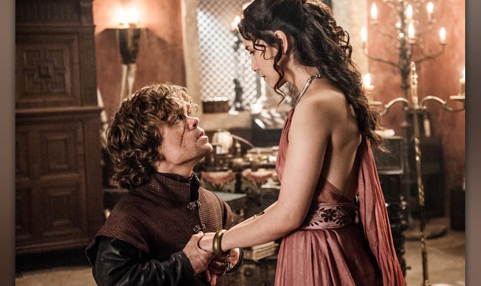35. Shae. Über ihre Vergangenheit ist wenig bekannt. Aber sowohl für Tyrion Lannister als auch für Sansa Stark ist Shae di