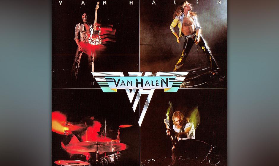 """14. Van Halen: 'Van Halen' (1978) Die 1:43 Minuten von """"Eruption"""" sind auch im Jahr 2014 noch ein unerhörtes Stück Musi"""