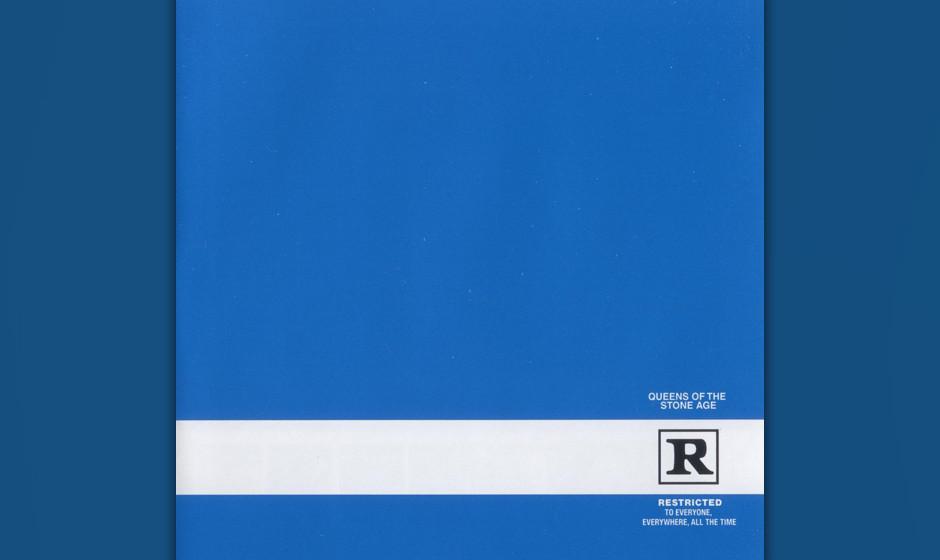 25. Queens Of The Stone Age: 'Rated R' (2000) Mit dem zweiten Album seiner Queens schwamm sich der geniale Eigenbrötler Josh