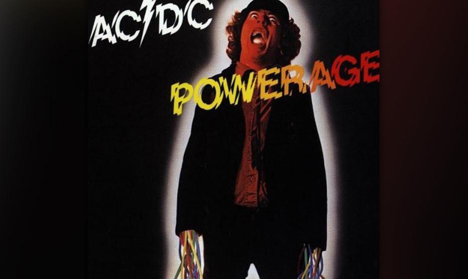 35. AC/DC: 'Powerage' (1978) Das erklärte Lieblingsalbum der Band (und von Keith Richards) mit vielen halb vergessenen Klass