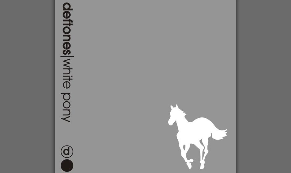 42. Deftones: 'White Pony' (2000) Die Nu-Metal-Band beginnt zu experimentieren – mit TripHop, 80er-Wave, Prog, Shoegaze u
