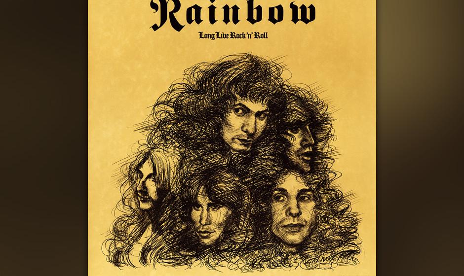 """59. Rainbow: 'Long Live Rock'N'Roll' (1978) Das dritte Album von Rainbow ist nicht so spektakulär wie """"Rising"""" – dort"""