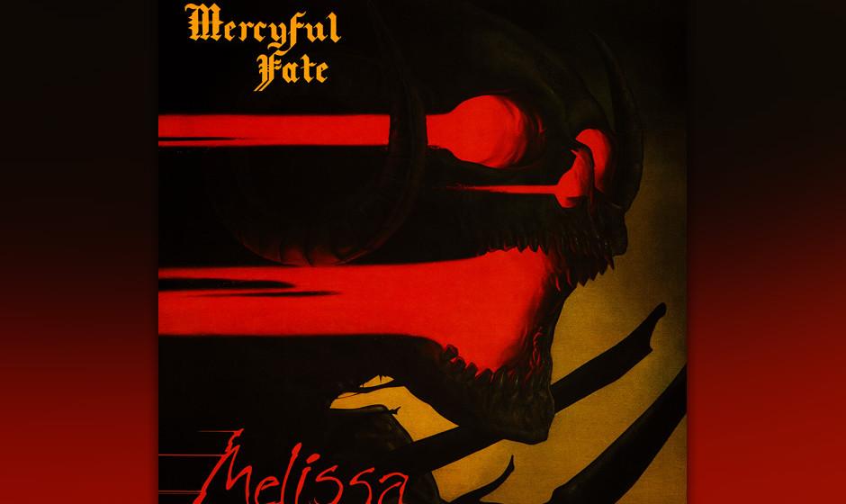 61. Mercyful Fate: 'Melissa' (1983) Mercyful Fate gaben dem Proto-Black-Metal, was Venom wegen ihrer manuellen Benachteiligun