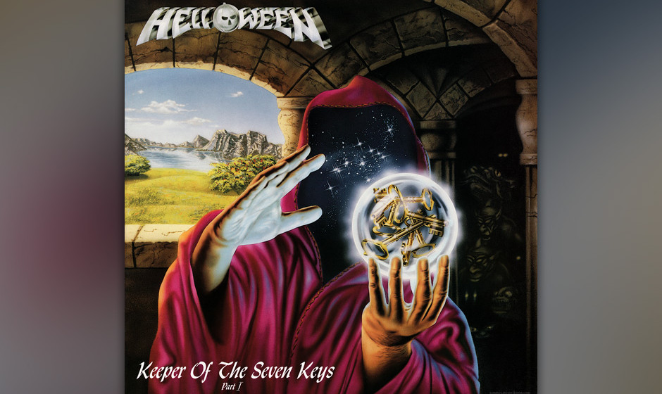 66. Helloween: 'Keeper Of The Sevem Keys Part 1' (1987) Michael Kiske löste Kai Hansen am Mikro ab, und mit ihm transformier