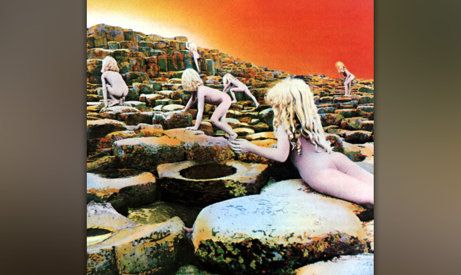 "77. Led Zeppelin: 'Houses Of The Holy' (1973) Nicht lange zuvor hatten Led Zeppelin mit ""IV"" eines der besten Alben aller"