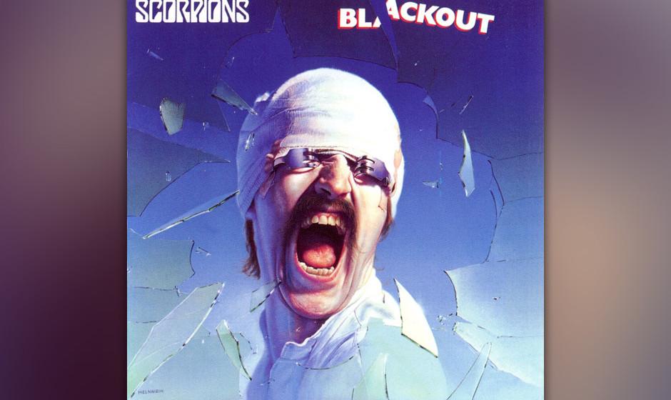 93. Scorpions: 'Blackout' (1982) Eine Platte, auf die sich viele einigen, die sonst nichts mit den Scorpions anfangen können