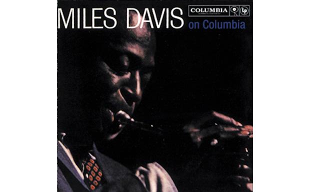 Miles Davis 'Kind of Blue' high res cover art