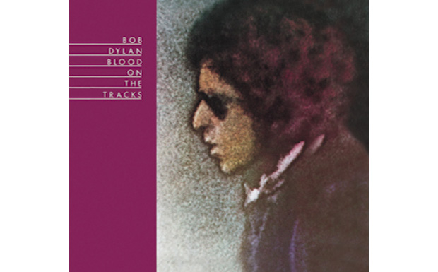 Bob Dylan 'Blood on the Tracks' high res cover art